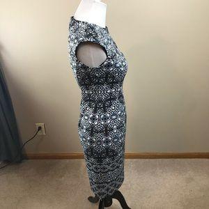 Wisp Dresses - Stitch Fix Wisp Cap Sleeve Blue Dress